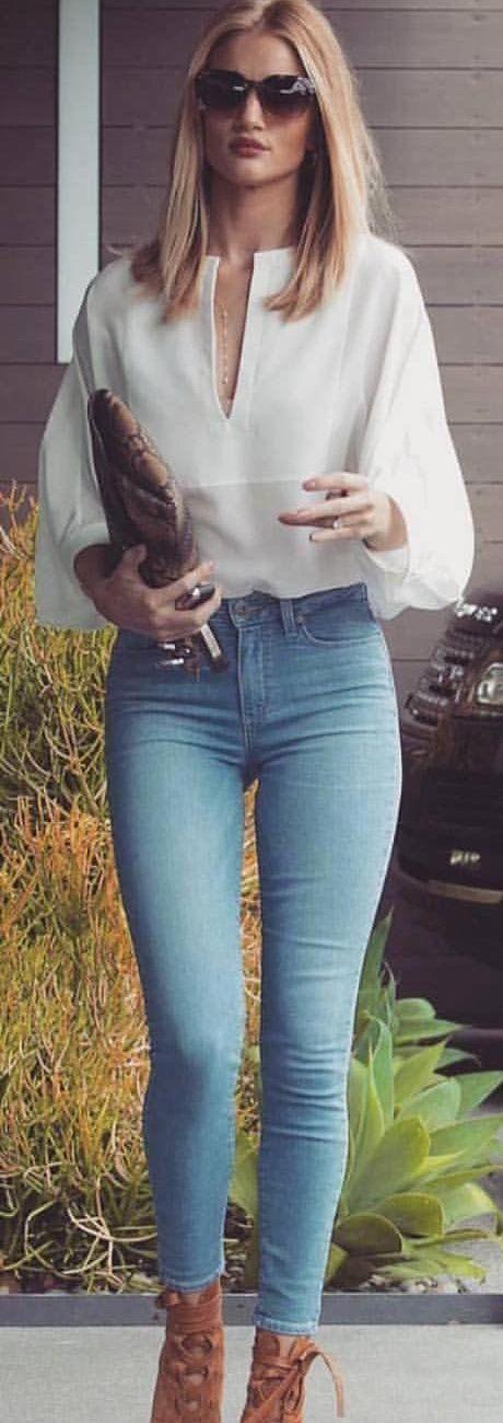 pantalones para mujeres muy delgadas