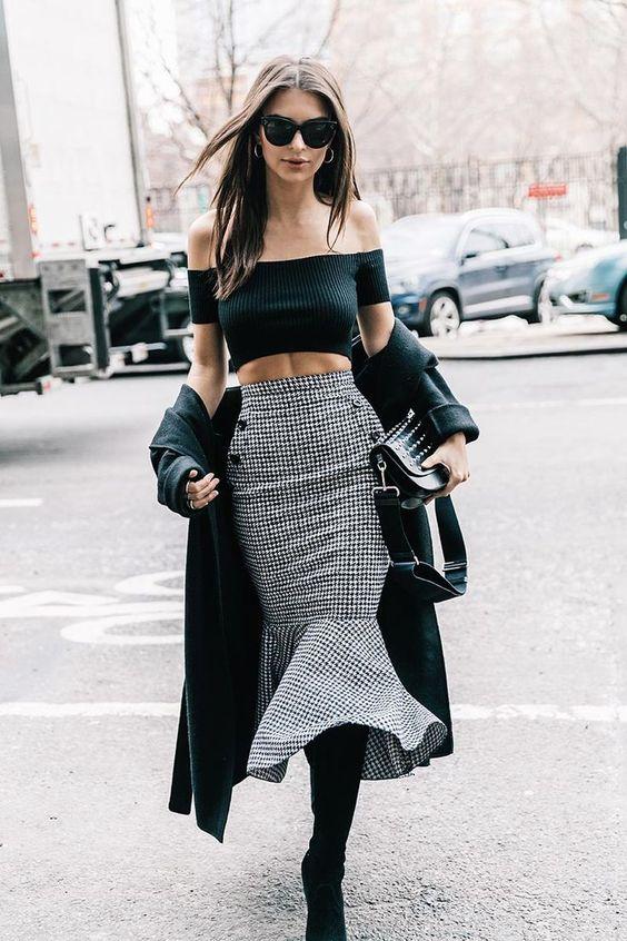 ropa para mujeres muy delgadas