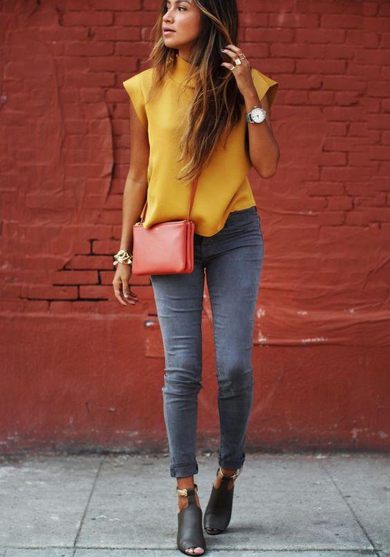 tendencia en color amarillo