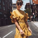 tendencia en color amarillo