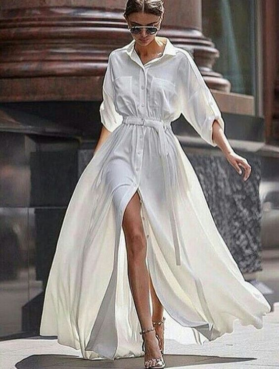vestidos para mujeres muy delgadas