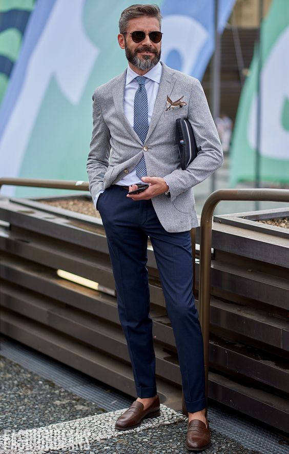 Ropa De Vestir Para Hombres Maduros Beauty And Fashion
