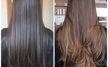 Cortes de cabello en capas largas | Cortes para mujer 2018