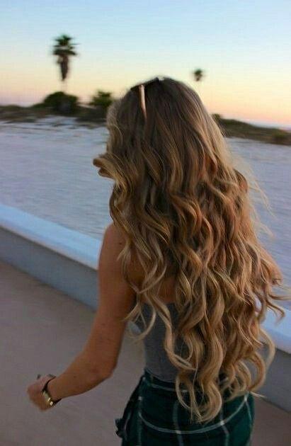 Imágenes de Cortes de cabello en capas largas