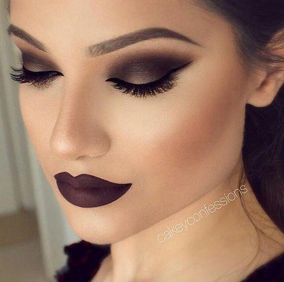 Smokey Eye Makeup Beauty And Fashion
