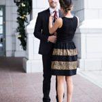 Outfits para vestir de fiesta con tu pareja