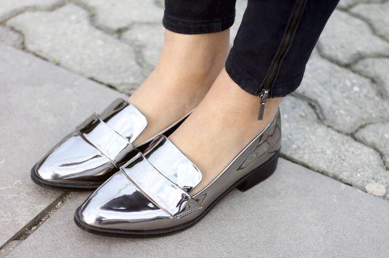 Zapatos oxfords 2017