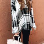 Looks con camisas a cuadros otoño - invierno 2017 (15)