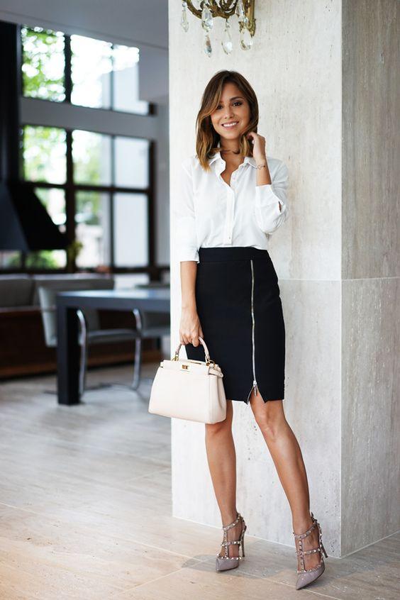 Como vestir elegante y juvenil mujer